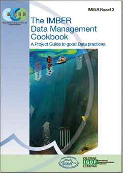 The IMBER Data Management Cookbook. A Project Guide to good Data practices.