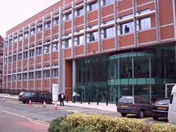 The Joseph Proudman Building, University of Liverpool campus