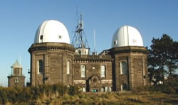 Bidston Observatory, Wirral. The home of BODC from 1975 to 2004.