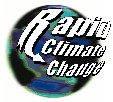 The Rapid Climate Change (RAPID) logo