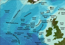 Displaying information from the GEBCO Gazetteer of Undersea Feature Names