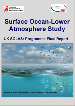Cover image for the UK SOLAS Final Report.