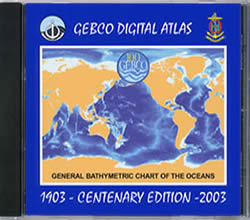 Centenary Edition of the GEBCO Digital Atlas