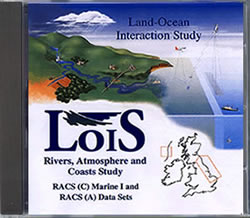 Land-Ocean Interaction Study RACS CDROM
