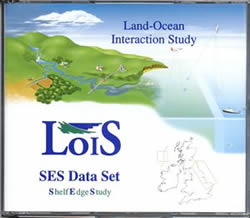 Land-Ocean Interaction Study - Shelf Edge Study CDROM