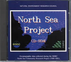 North Sea Project CDROM
